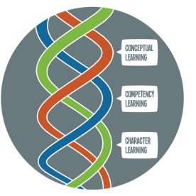 The Triple Helix--Common Ground Collaborative
